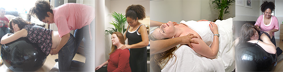 Pregnancy Massage in Surrey